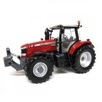Tractor Massey Ferguson 7718  Britains 43107 escala 1/32