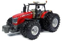 Tractor Massey Ferguson 8737 Universal Hobbies 4284 escala 1/32