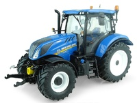 Tractor New Holland T6.165 Universal Hobbies 5263 escala 1/32