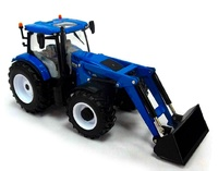 Tractor New Holland T6.180  Britains 43148 escala 1/32