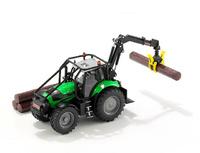 Traktor Deutz-Fahr Agrotron X720, Siku 1/32 3657