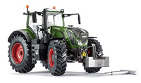 Traktor Fendt 828 Vario (2014) Wiking 77345 escala 1/32