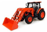 Traktor Kubota M5-111 con pala Universal Hobbies 4924