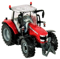 Traktor Massey Ferguson 6718s Britains 43235 escala 1/32