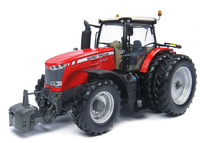 Traktor Massey Ferguson 8737 (US version) Universal Hobbies 4261 escala 1/32