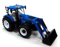 Traktor New Holland T6.180  Britains 43148 Masstab 1/32
