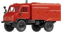 Unimog S 404 TropLF 750 Roco 4020 escala 1/87