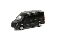 VW Crafter negro,  Wsi Models 04-1030 escala 1/50