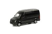 VW Crafter schwarz, Wsi Models 04-1030 Maßstab 1/50