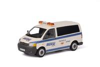 VW Transporter Roxu Wsi Models 01-1558 escala 1/50