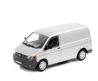 VW Transporter Silber Wsi Models 04-1025 Masstab 1/50