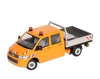 Volkswagen Transporter orange Nzg Modelle 888/65 Masstab 1/50