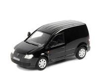 Volkswagen VW Caddy Schwarz Wsi Models 04-1024 Masstab 1/50