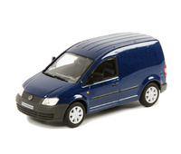 Volkswagen VW Caddy azul Wsi Models 04-1023 escala 1/50