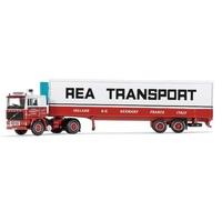 Volvo F12 Frigo Rea Transport - Corgi 15510 Masstab 1/50