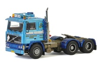 Volvo F12 Smit Transport Wsi Models 01-2318 escala 1/50
