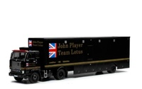 Volvo F88 - John Player Team Lotus Ixo Models TTR017 escala 1/43
