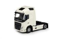 Volvo FH04 Globetrotter blanco, Lion Toys 21536 escala 1/50