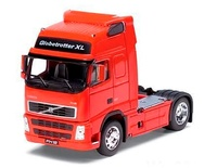 Volvo FH12 Welly rojo 32630 escala 1/32
