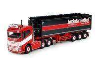 Volvo FH16 + volquete 3 ejes Truckstar Tekno 73177 escala 1/50