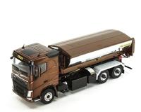 Volvo FH4 + Contenedor asfalto con gancho Wsi Models 2046