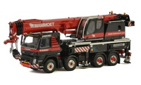 Volvo FH4 + Liebherr LTF 1060-4.1 Wsi Models 410331 escala 1/50