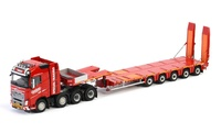Volvo FH4 + Nooteboom MCO-PX 5 Wsi Models 1/50