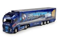 Volvo FH4 + frigo Loni Tekno 67703 escala 1/50