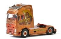 Volvo FH4 Globetrotter Coacci Wsi Models 0073 escala 1/50