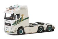 Volvo FH4 Globetrotter DDK Transporte Wsi Models 2772