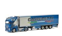 Volvo FH4 Globetrotter XL Gasperetti Wsi Model 2630 escala 1/50