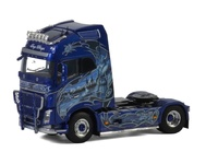 Volvo FH4 Globetrotter XL Ingo Dinges Wsi Models escala 1/50