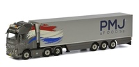 Volvo FH4 Globetrotter XL PMJ Foods Wsi Model 2043 escala 1/50