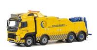 Volvo FMX Globetrotter Van den Boogaard Wsi Models escala 1/50