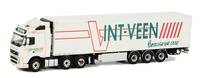 Volvo Fh2 + trailer frigo - Int Veen Wsi Model 9461 escala 1/50