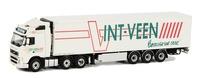 Volvo Fh2 + trailer frigo - Int Veen Wsi Model 9461 escala 1/50