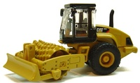 Walze Caterpillar CS56, Norscot 55247 Masstab 1/87