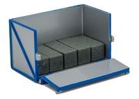 caja de transporte para tractor Britains 43109 escala 1/32