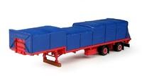 classic semi remolque con carga Tekno 69513 escala 1/50