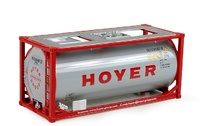 container hoyer Tekno 76282 Masstab 1/50