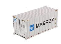 contenedor maritimo 20 pies - MAERSK -  Diecast Masters 91026b