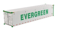 contenedor maritimo frio 40 pies -  Evergreen - Diecast Masters 91028a