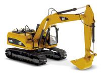 excavadora Cat 320DL Diecast Masters 85214 escala 1/50
