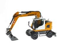 excavadora Liebherr A 918 Compact Litronic, Nzg 943 escala 1/50
