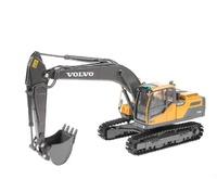 excavadora Volvo EC220D Motorart 300027 escala 1/50