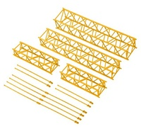 lattice jib extention set 36m para Liebherr LTM 11200 9.1, Nzg 732/3 escala 1/50