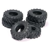 neumáticos 6 unidades - diametro exterior 2,5 cm Nzg Modelle 400/17