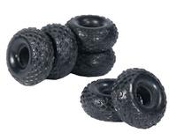 neumáticos 6 unidades - diametro exterior 3 cm Nzg Modelle 400/16