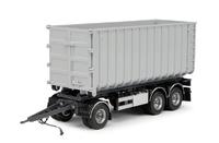 remolque con contenedor Tekno 63505 escala 1/50