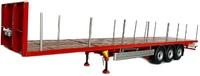 semi remolque plataforma Marge Models 1901-01 escala 1/32